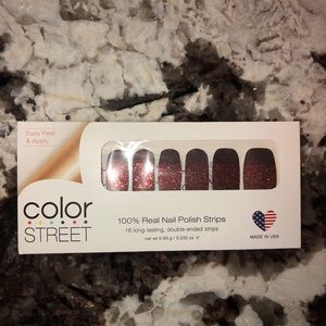 Thank Heavens For Stylists! Color Street Nail Set